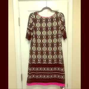 Eliza J - 3/4 Sleeve Dress - Size 10